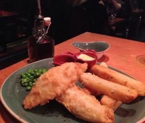 Fish & Chips Take 2.